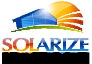 Logo de la société Solarize