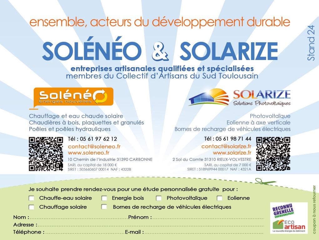 Salon des energies renouvelables solarize for Salon energie renouvelable